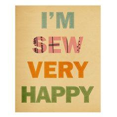 I sew love it.