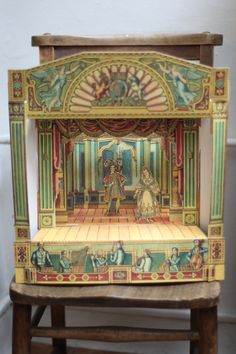 Lovely paper theatre