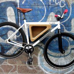 Fancy Bedford Ave Bike Rack