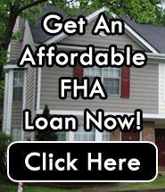FHA Home Loan Louisville Kentucky