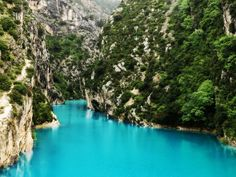 mean green, travel europe, australia travel, tropical vacations, vacation travel, dream vacations, southern france, place, verdon gorg