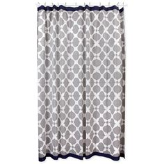 Jonathan Adler Hollywood Shower Curtain in Shower Curtains