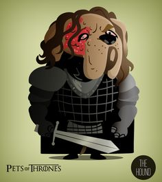 Pets of Thrones on the Behance Network