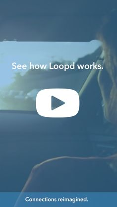 Loopd - Networking Mobile App, Integrates with LinkedIn, Evernote and Twitter.
