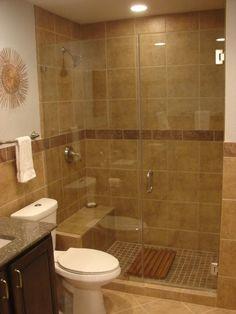 Replacing tub with walk in shower designs | Frameless Shower Doors | Bathroom Remodeling Fast
