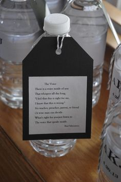 First Communion Party Favor Tags - Robyn's Perfectly Ordinary Life