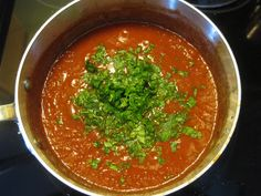 My Life On A Plate: Marinara Sauce with fresh tomatoes