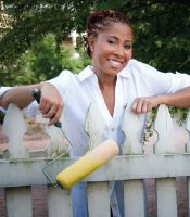 KIMBERLY LACY OF HGTV's CURB APPEAL: THE BLOCK WILL BE AT THE 2012 CAPITAL HOME & GARDEN SHOW! February 24-26, 2012