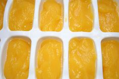 Roasted Butternut Squash Puree - 6 months Homemade Baby Food - 1st Stage Organic Baby Purees
