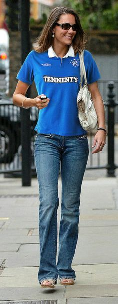 Kate Middleton out shopping in London