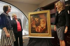 474 year old painting stolen by Nazis given to owner's heirs.
