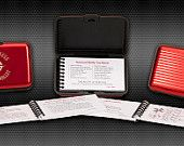 Wilderness Survival Wallet  Lifesaving information all in one amazing aluminum wallet.  What an amazing gift idea!!!  Great stocking stuffer for anyone in your life who loves being outdoors, camping, hiking, backpacking, snowmobiling, scouting, etc...  also great to have in 72 hour kits or your vehicle!    EVERYONE should have one of these!