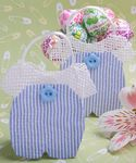 Do-It-Yourself Baby Shower Favors on Pinterest