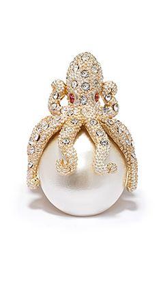 Octopus Ring~ ♛