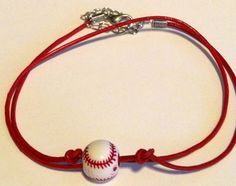 Baseball Bracelet by ScoreMemories on Etsy