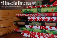 25 Books for Christmas
