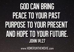 God can...