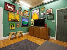 Danielle's Gallery Wall