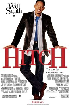 Hitch! film, chick flicks, funny movies, dance moves, comedy movies, poster, hitch, will smith, favorit movi