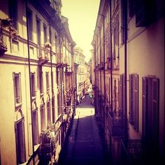 Torino oggi pomeriggio! #photooftheday #photoofthenight #torino #italia #italy #turin #summer - @hatef- #webstagram