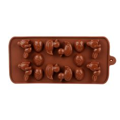 CHOCOLATE MOULD Easter Eggs & Bunnies $14.95