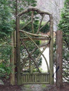 garden gate, from @Susan Cohan