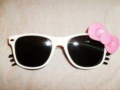 and sunglasses like these