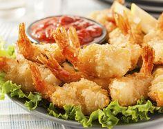 Easy Coconut Shrimp Recip