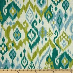54'' Wide Swavelle/Mill Creek Gunnison Grasshopper Fabric By The Yard by Swavelle/Mill Creek, http://www.amazon.com/dp/B00847GCE4/ref=cm_sw_r_pi_dp_oAY7qb0YE4FQH