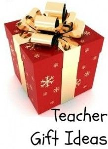 I love finding some cute gift ideas for teachers. Here are some of my favorites!