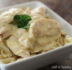 Crock Pot Italian Chicken recipe