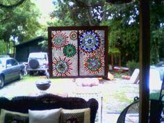 Old Window Projects On Pinterest Windows