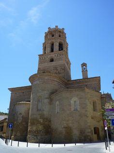 Santa María del Romeral de Monzón - Huesca