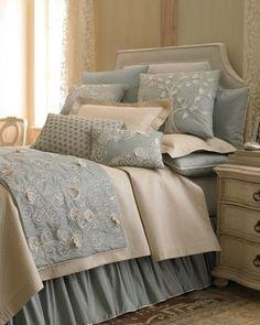blue bedding  barbarasangi