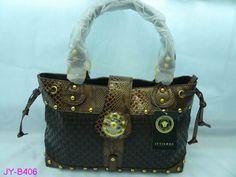 VERSACE PU Leather Ladies Handbag
