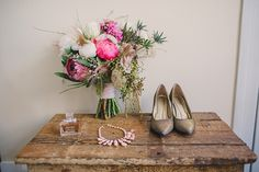 Whimsical Woodland Wedding