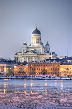 Helsinki Cathedral ~ Finland