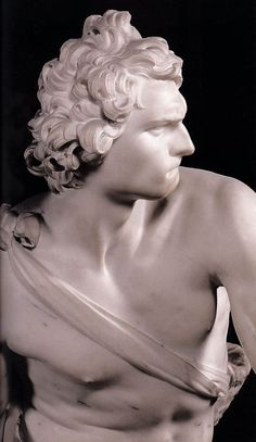 David  Bernini  David is a life-size marble sculpture by Gian Lorenzo Bernini. The sculpture was one of many commissions to decorate the villa of Bernini's patron Cardinal Scipione Borghese – where it still resides