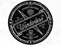 Wanderless #logo by Alex Roka