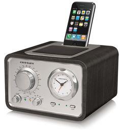 Crosley iDuet Clock Radio