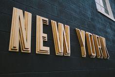vintage signage, wall signs, big apple, backdrops, letter, font, sideshow sign, atelier, york layer