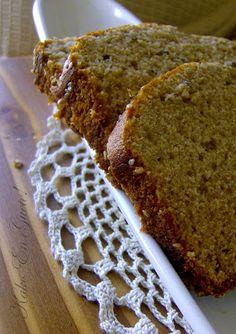 En Guete!!!: Queque de miel y semillas
