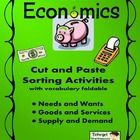 goods and services powerpoint for first grade