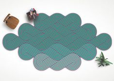 Tresse Rug Collection by Samuel Accoceberry for Chevalier Edition Photo