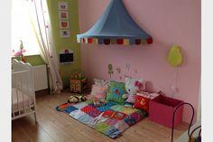 Kinderzimmer on Pinterest  Dekoration, Playrooms and Room Ideas