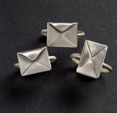 Tiny Envelope Rings