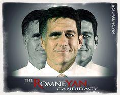 Mitt Romney - Paul Ryan - Morph   :    http://mariopiperni.com/