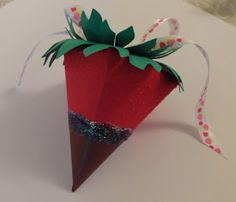 Strawberry Box by Its me Tiny Town Crafter