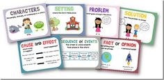 Story Posters {Free}