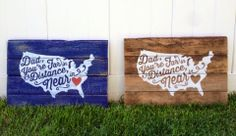 Easily add character to any space with one of Barnwood Built's custom signs.